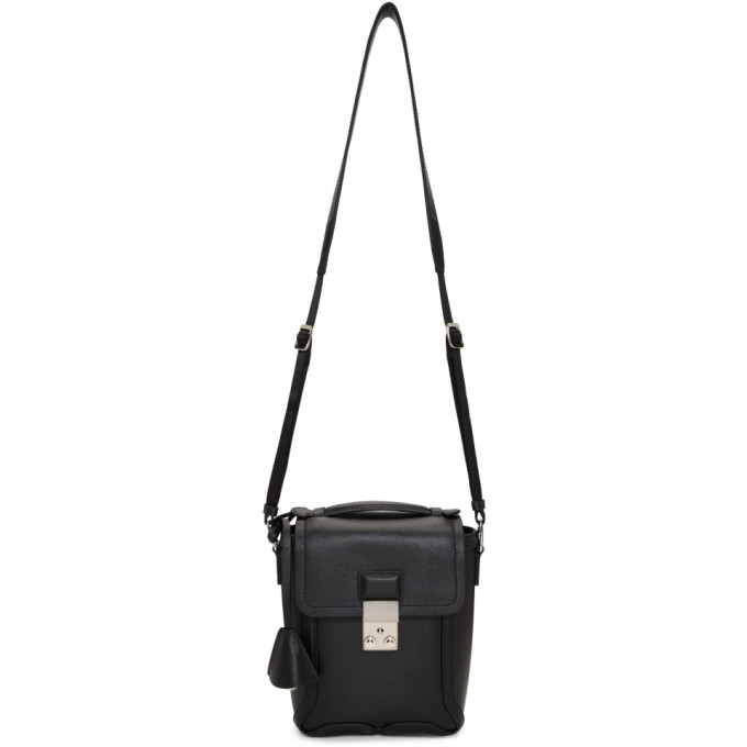 3.1 Phillip Lim Black Pashli Camera Bag