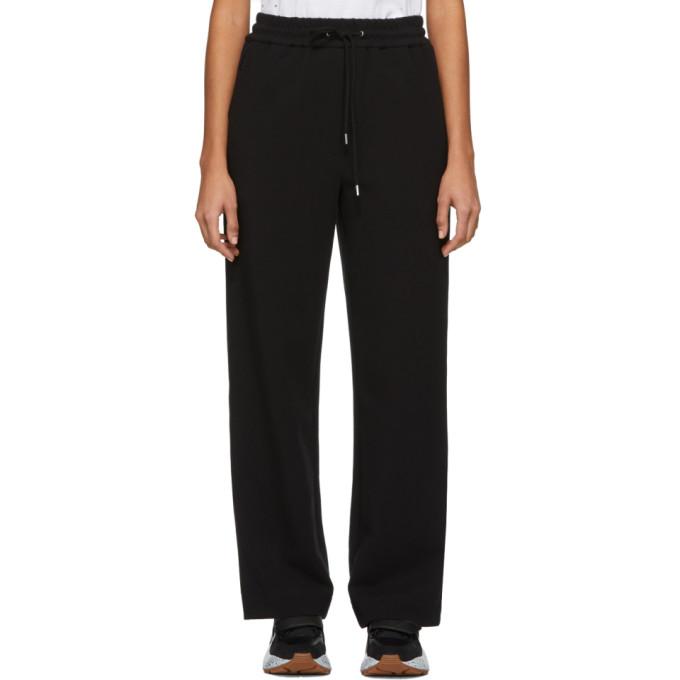 31 Phillip Lim Black Striped Lounge Pants