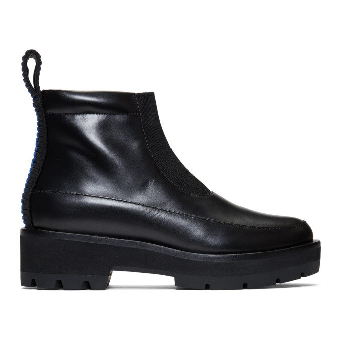 31 Phillip Lim Black Avril Boots