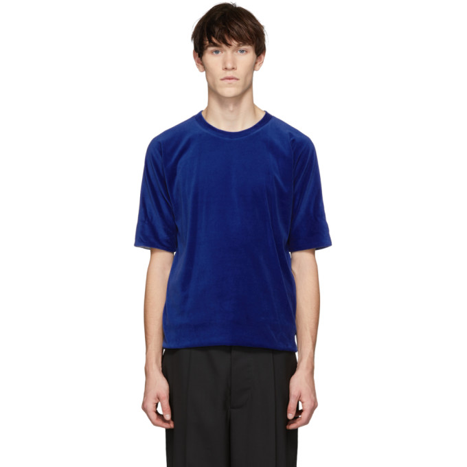 31 Phillip Lim Reversible Blue Vintage T Shirt