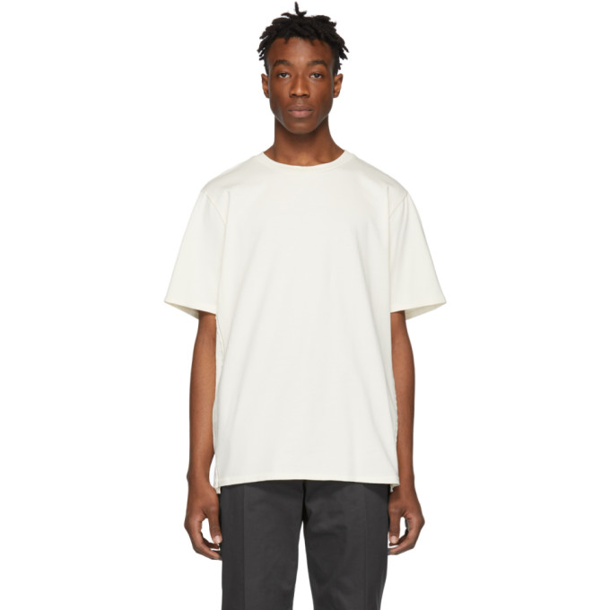 31 Phillip Lim Off White Re Constructed T Shirt