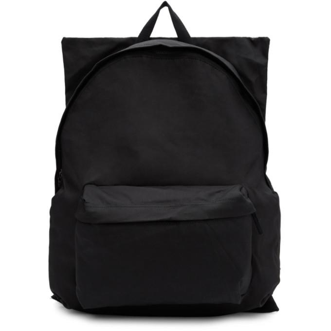 Raf Simons Black & White Eastpak Edition Poster Backpack
