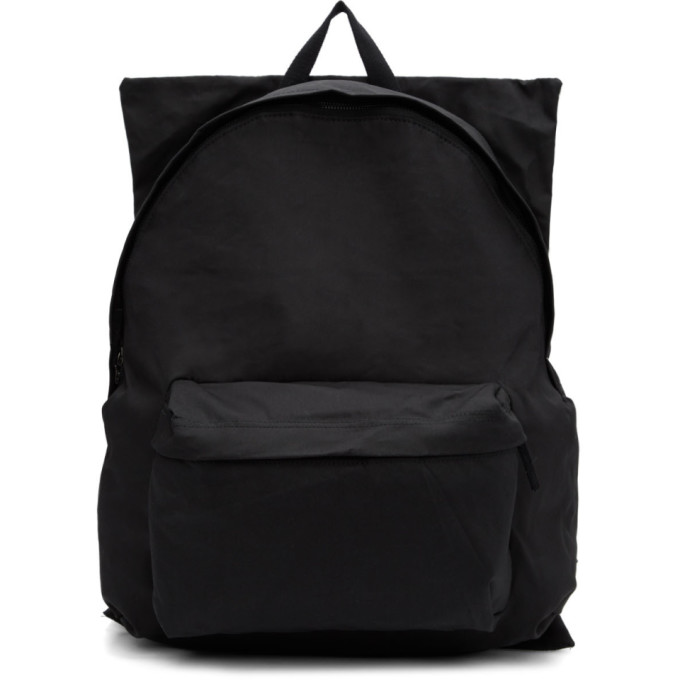Raf Simons Black and White Eastpak Edition Poster Backpack