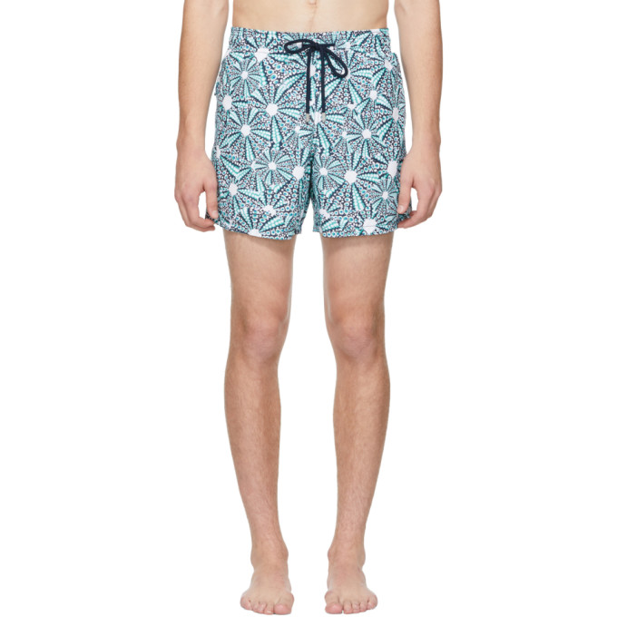 Men Swimwear - Men Swimwear Oursinade - Swimming Trunk - Moorea in Bleu Marine