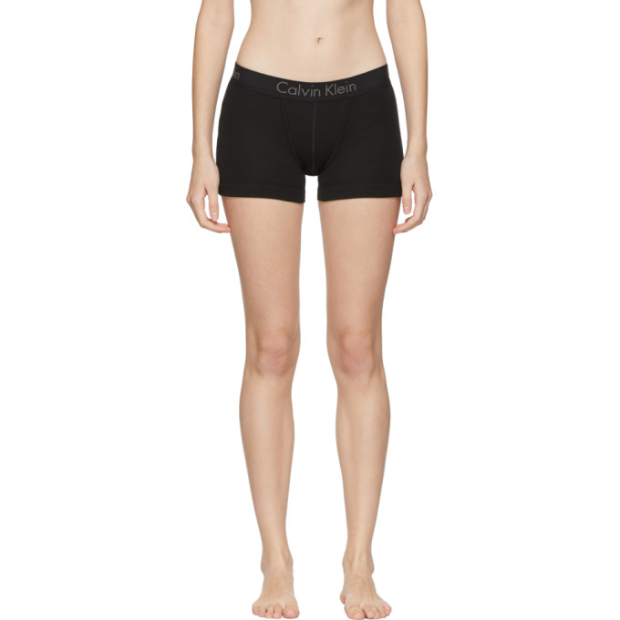 Calvin Klein Underwear Black Body Boy Shorts