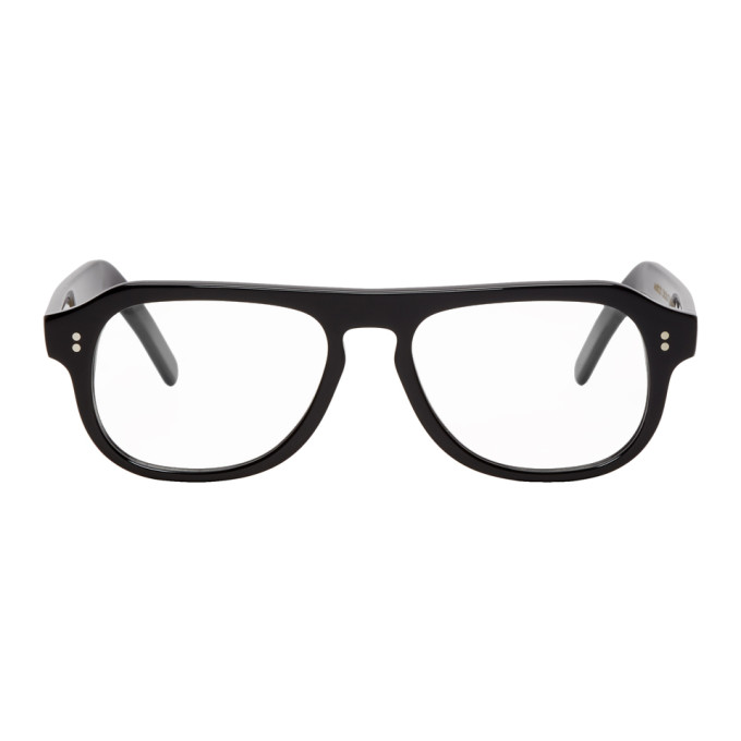 Image of Cutler And Gross Black 0822 Glasses