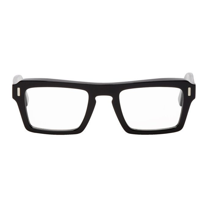 Image of Cutler And Gross Black 1318-01 Glasses