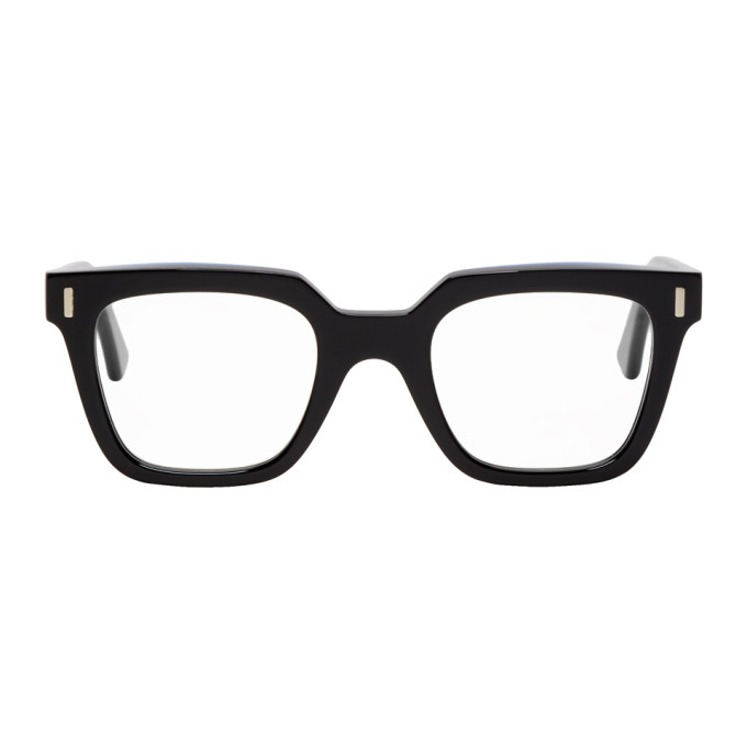 Image of Cutler And Gross Black & Blue 1305-04 Glasses
