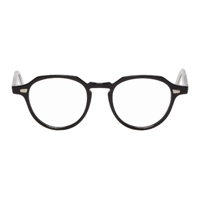 Image of Cutler And Gross Black 1313-03 Glasses