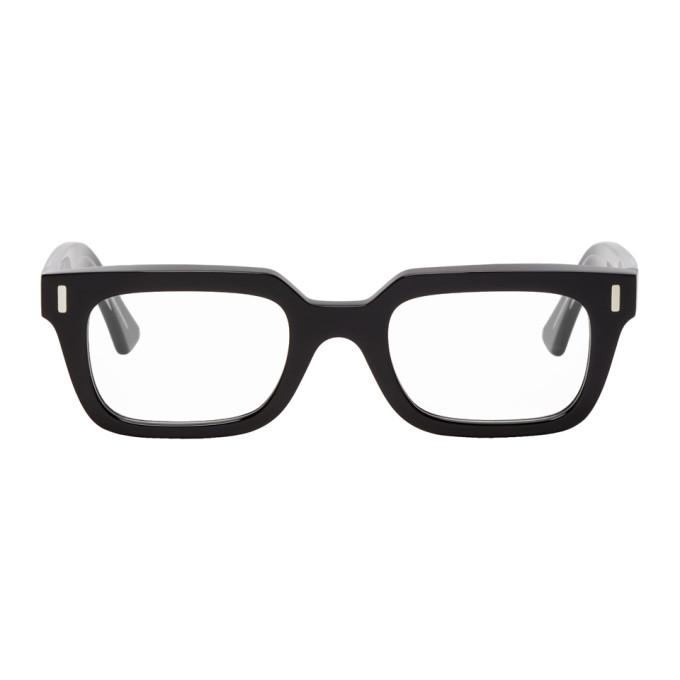 Image of Cutler And Gross Black 1306-01 Glasses