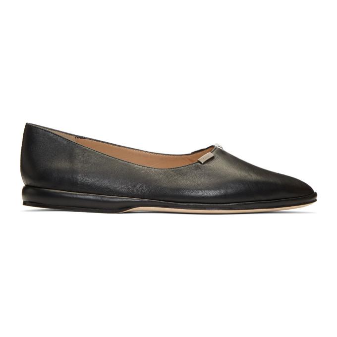 Chloé Black Skye Slippers