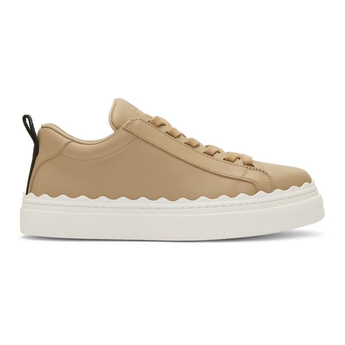 Chloe Pink Lauren Sneakers