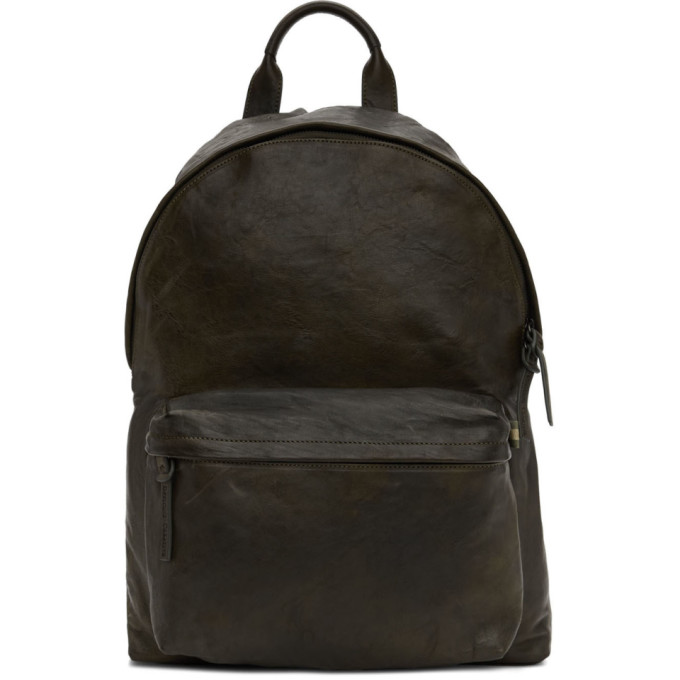 Officine Creative Green OC Pack 3 Backpack