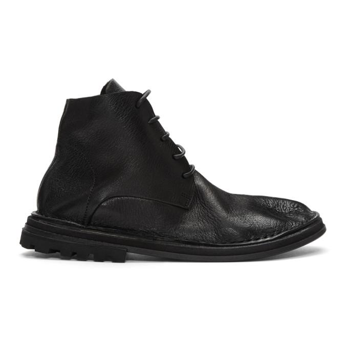 Marsèll Black Fungaccio Boots