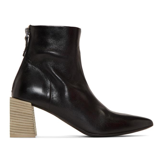 Marsèll Black Stuzzico Boots