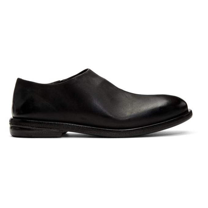 Marsèll Black Listolo Loafers