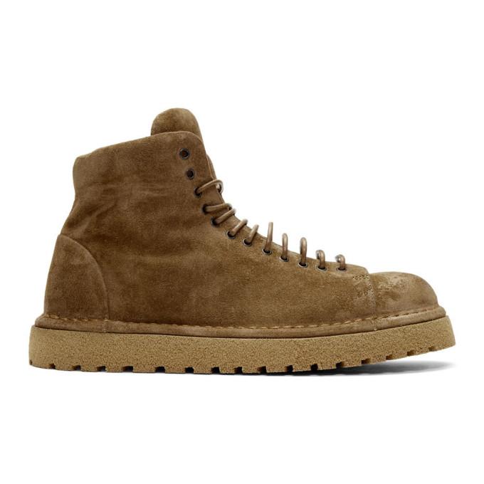 Marsèll Brown Pallottola Pomice Boots