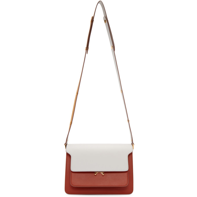 Marni Multicolor Medium Trunk Bag