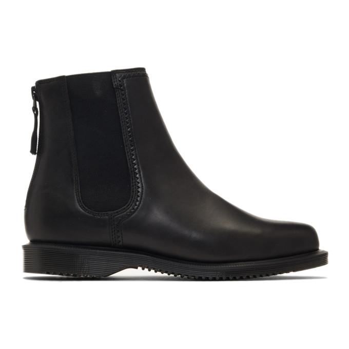 Dr. Martens Black Zillow Chelsea Boots