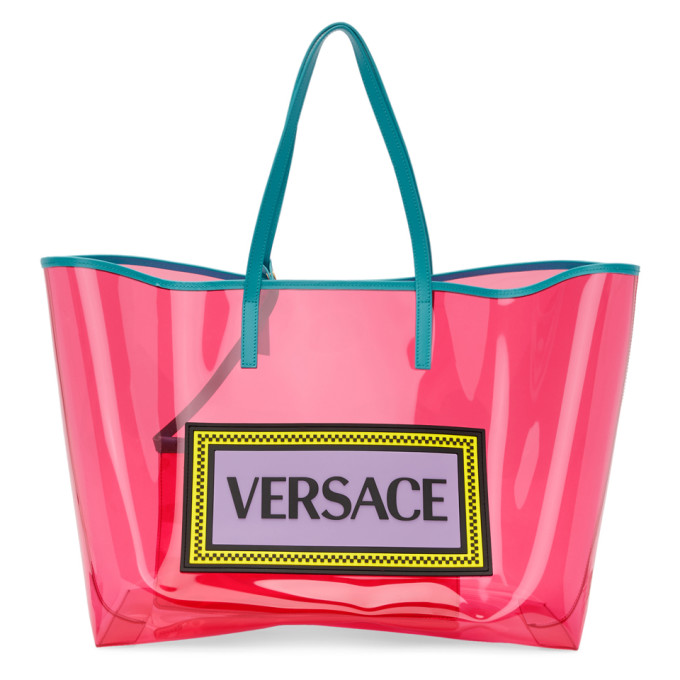 Versace ??? and ??? PVC ??????? ???