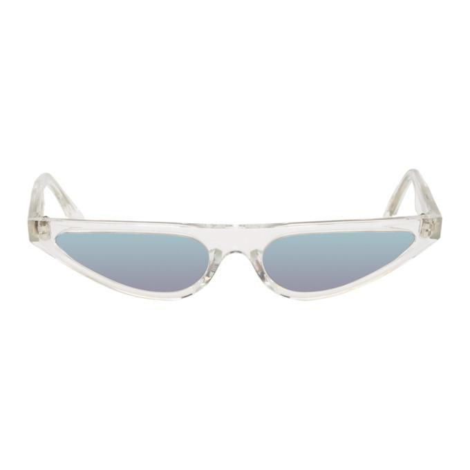 SASQUATCHFABRIX. | Sasquatchfabrix. Transparent Nanpou Sunglasses | Goxip