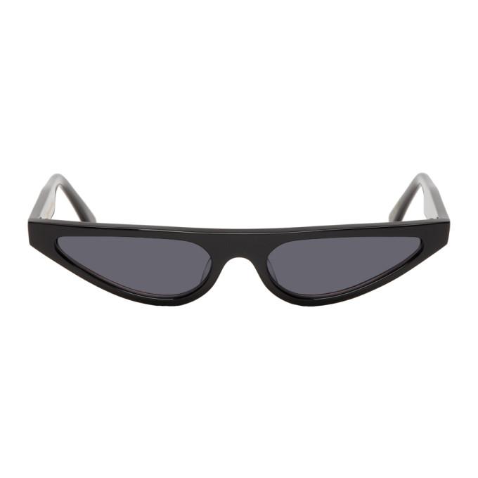 SASQUATCHFABRIX. | Sasquatchfabrix. Black Nanpou Sunglasses | Goxip