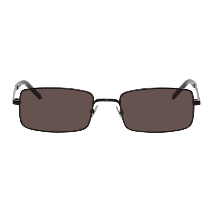 Saint Laurent Black SL 252 Sunglasses