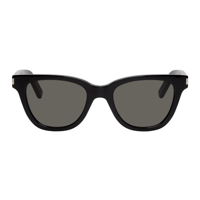 Saint Laurent Black Small SL 51 Sunglasses