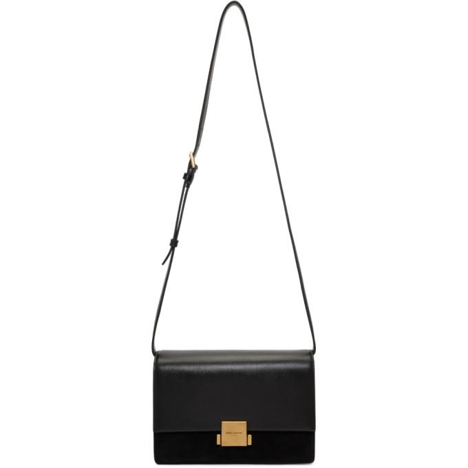 Saint Laurent Black Medium Bellechasse Bag in 1000 Black