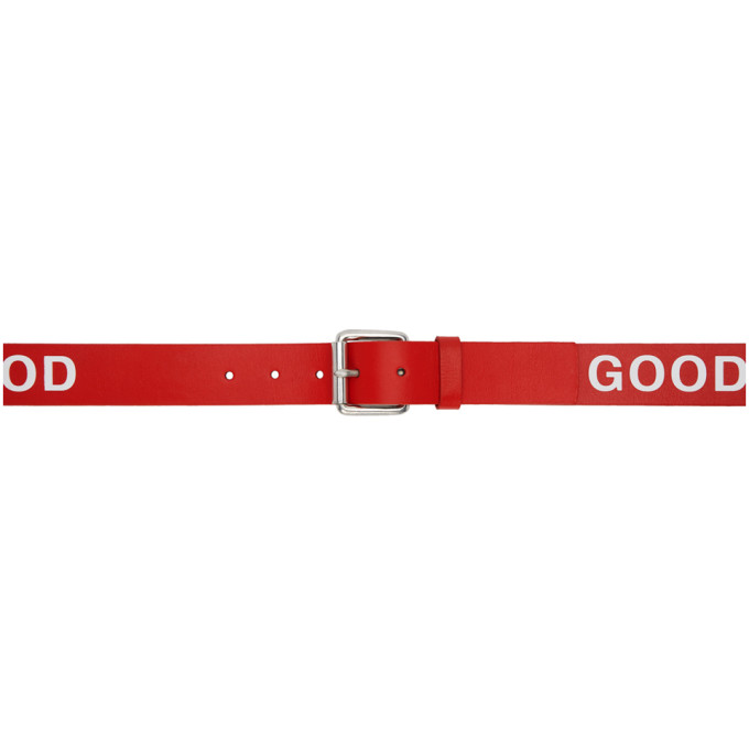 PS by Paul Smith Ceinture rouge Good