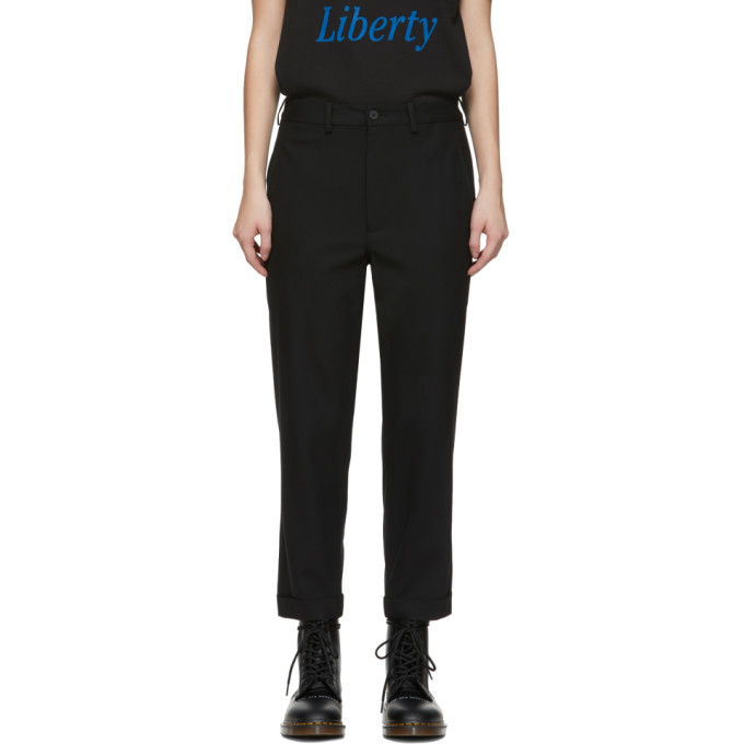 Image of 6397 Black Caryl Trousers