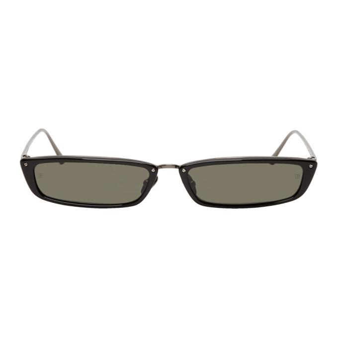 LINDA FARROW LUXE Linda Farrow Luxe Black 838 C2 Sunglasses
