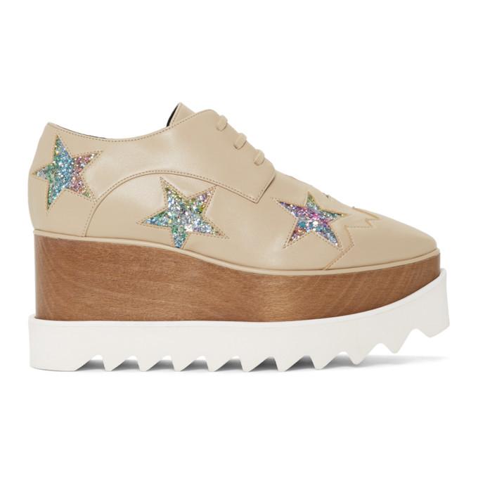 Elyse Star Platform Sneakers in 9644 Ro/Mul