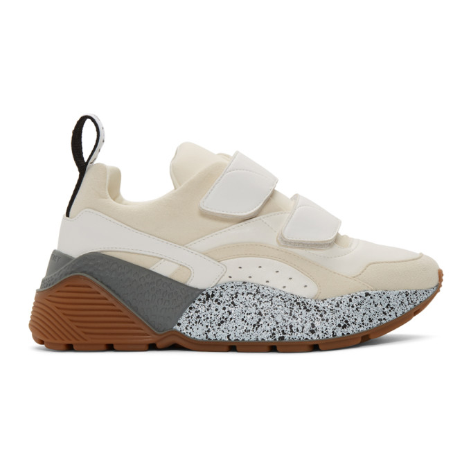 Stella McCartney White Eclypse Sneakers