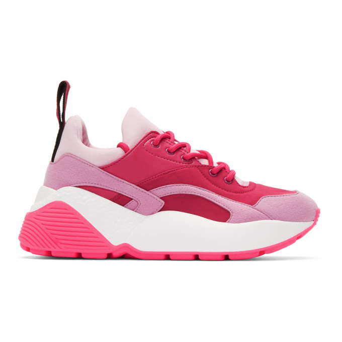 Stella McCartney Pink Eclypse Sneakers