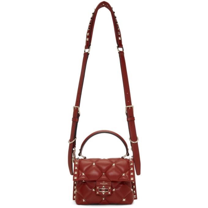 Valentino Red Valentino Garavani Mini Candystud Flap Bag