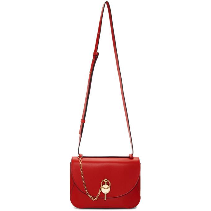 JW Anderson Red Keyts Bag
