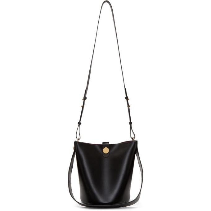 Sophie Hulme SOPHIE HULME BLACK SMALL THE SWING BAG