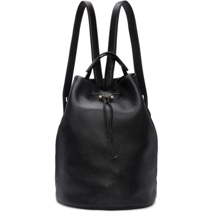 KARA Kara Black Moon Drawcord Backpack