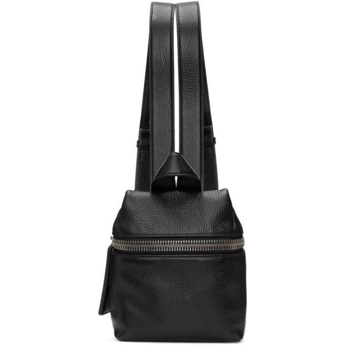 KARA Kara Black Baby Backpack