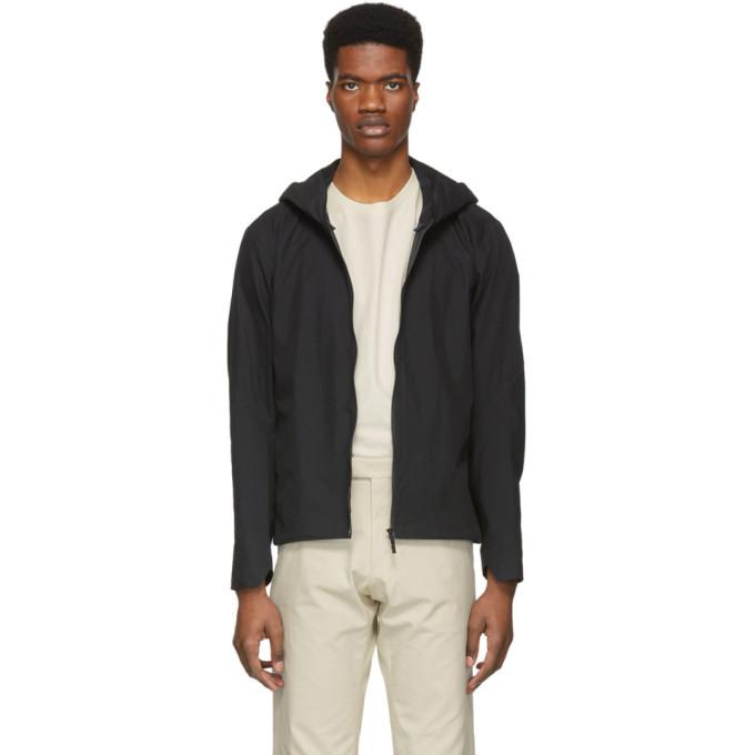Veilance Black Isogon Jacket