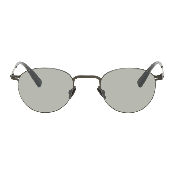 Mykita Black Rin Sunglasses