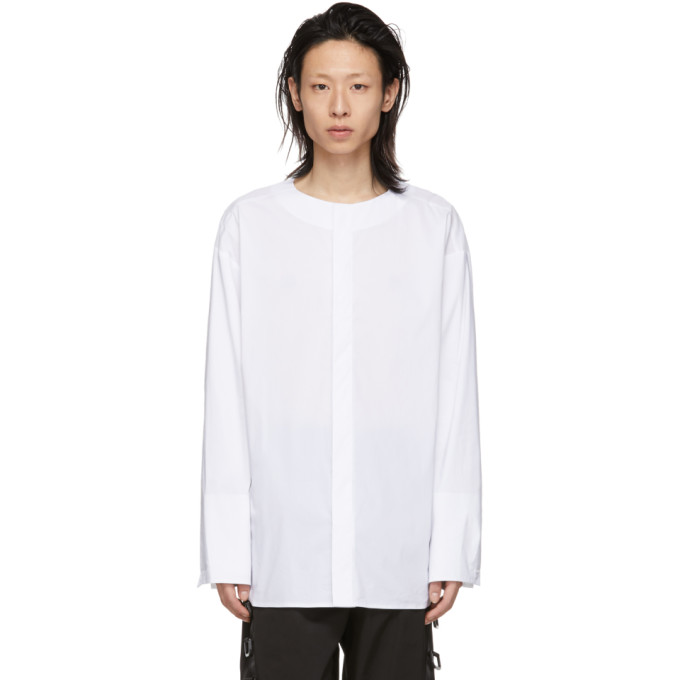D.Gnak by Kang.D Chemise blanche Double Sleeve