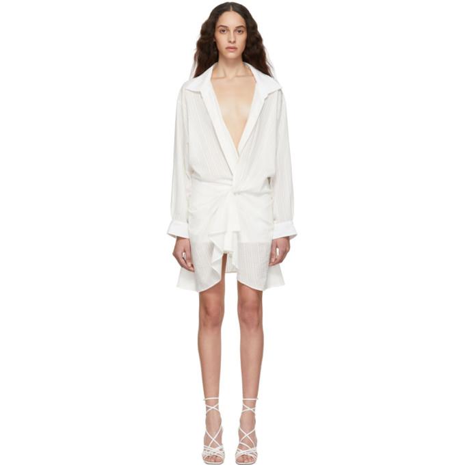 オフホワイト La Robe Alassio ドレス