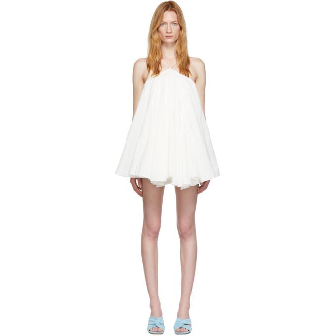 オフホワイト La Robe Belluno ドレス