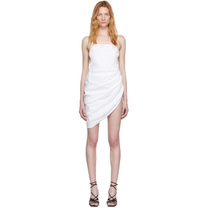 ホワイト La Robe Saudade ドレス