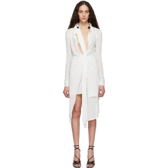 ホワイト La Robe Bellagio ドレス