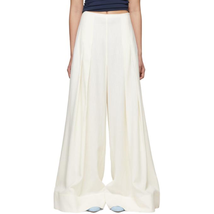 オフホワイト Le Pantalon De Costume