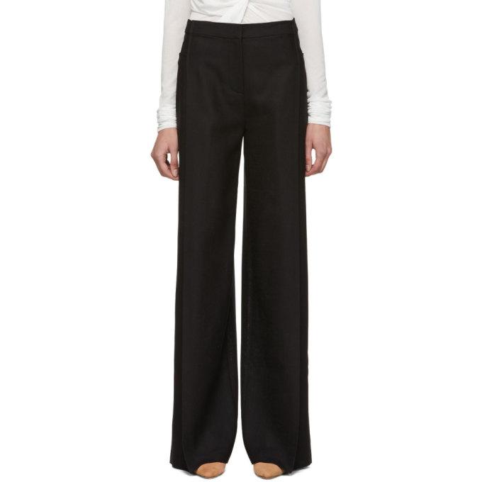 ブラック Le Pantalon De Costume