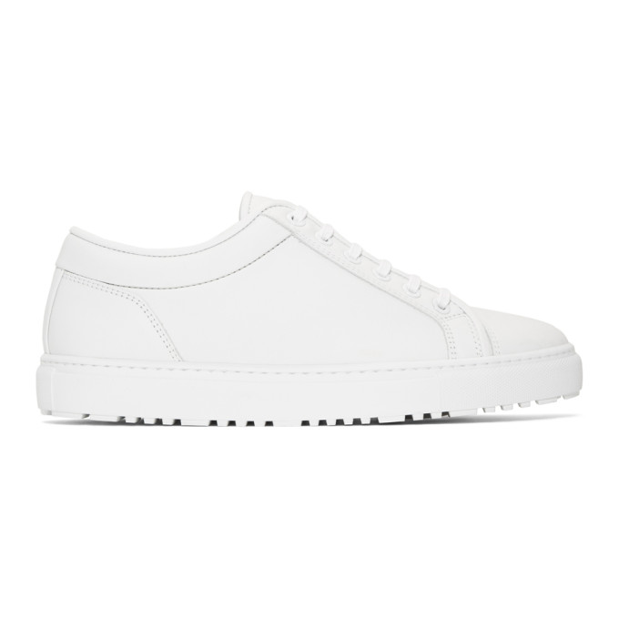 ETQ Amsterdam White Low 1 Rugged Sneakers